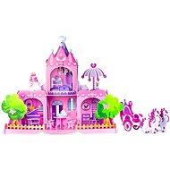 Fiesta Crafts - 3D puzzle - Zámek pro princeznu