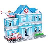 Fiesta Crafts - 3D puzzle - Nemocnice