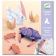 Origami Zvířecí rodinky