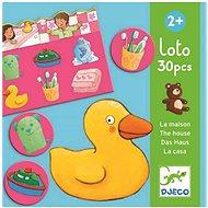 Loto Domov - Didaktická hračka