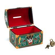 Pirate Chest Cash Box
