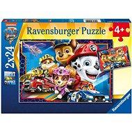 Ravensburger 051540 Paw Patrol: Rescue 2x24 pieces