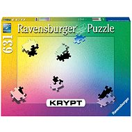 Ravensburger 168859 Crypt Puzzle: Neon 631 pieces