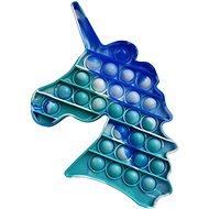 Pop it Pop it - jednorože modře-mramorovaný