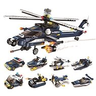 Qman Storm Armed Helicopter 1801 sada 8v1