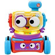 Fisher-Price Talking Robot 4-in-1 Cz/Sk/En/Hu/Pl