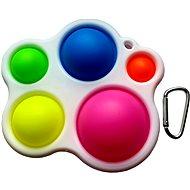 Pop it Pop it - vícebarevný paleta