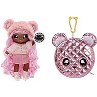 Na! Na! Na!  Surprise 2-in-1 Doll in Bright Animal - Cali Grizzly