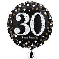 Balloon 30 years - Happy Birthday - 43cm