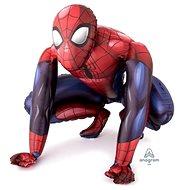 Fóliový balónek spider-man - airwalker - 91 x 91 cm