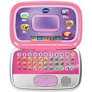 Dětský notebook Vtech První notebook - růžový CZ