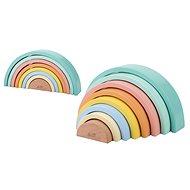 Sun baby wooden puzzle rainbow