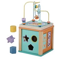 Sun baby wooden educational cube