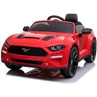 Driftovacie elektrické autíčko Ford Mustang 24V, červené