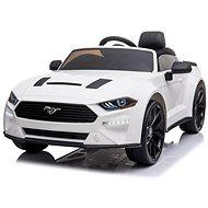 Driftovacie elektrické autíčko Ford Mustang 24V, bílé