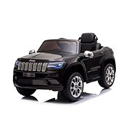 Elektrické autíčko JEEP GRAND CHEROKEE 12V, černé