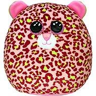 Ty Squish-a-Boos Lainey, 22 cm - ružový leopard