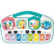 Hudební hračka Klavír- zvířata