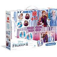 Edukit 4 v 1 - Frozen 2 - Interaktivní hračka