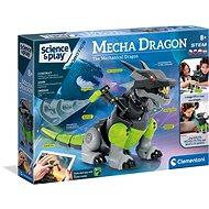 Interaktivní drak - Interaktivní hračka