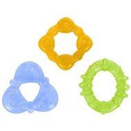 Bright Starts Kousátko plněné vodou - 3 tvary, 3m+ - Kousátko