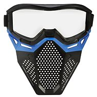 Nerf Rival Face Maska modrá - Příslušenství Nerf