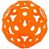 Foooty skládací míč – oranžový - Míč pro děti
