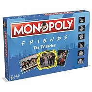 Monopoly Friends CZ - Board Game