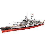 Cobi 3081 WOW Loď Bismarck - Stavebnice