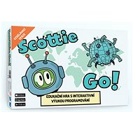 Scottie Go! CZ - Board game