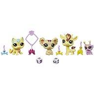Littlest Pet Shop Magická zvířátka multibalení - Herní set