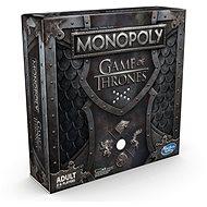 Monopoly Hra o trůny ENG - Společenská hra