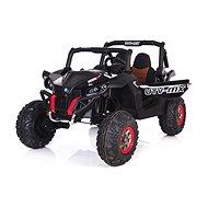 New RSX černé - Dětské elektrické auto