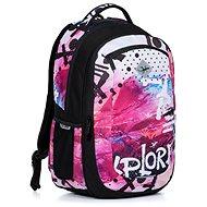 Explore Viki Winter - Školní batoh