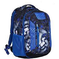 Explore Lian Mix blue - Školní batoh