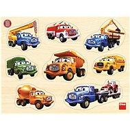 Tatra Trucks Wooden Inserts - Puzzle