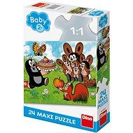 Krtek Slaví narozeniny - Puzzle