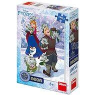 Frozen a trolové - Puzzle