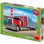 Americký truck - Puzzle