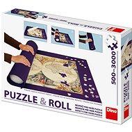 Rolovací podložka pro puzzle - Puzzle