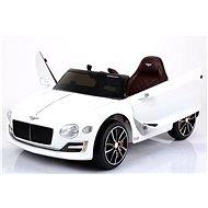 Bentley EXP 12 Prototyp bílé - Dětské elektrické auto