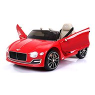 Bentley EXP 12 Prototype Red Lacquered - Children's electric car