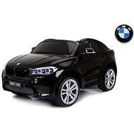 BMW X6 M black lacquered - Children's electric car