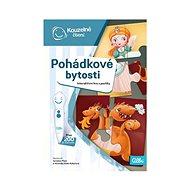 Kouzelné čtení - Hra Pohádkové bytosti - Kniha pro děti