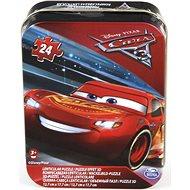 Cars 3 v plechové krabičce - Puzzle