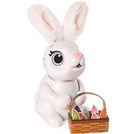 Zoomer Hladový králíček bílý