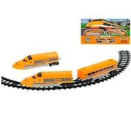 Vlak s vagónky 61cm - Vláčkodráha