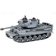 RC tank šedý - Tank na dálkové ovládání