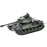 RC tank zelený - Tank na dálkové ovládání