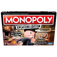 Monopoly Cheaters edition SK - Board game